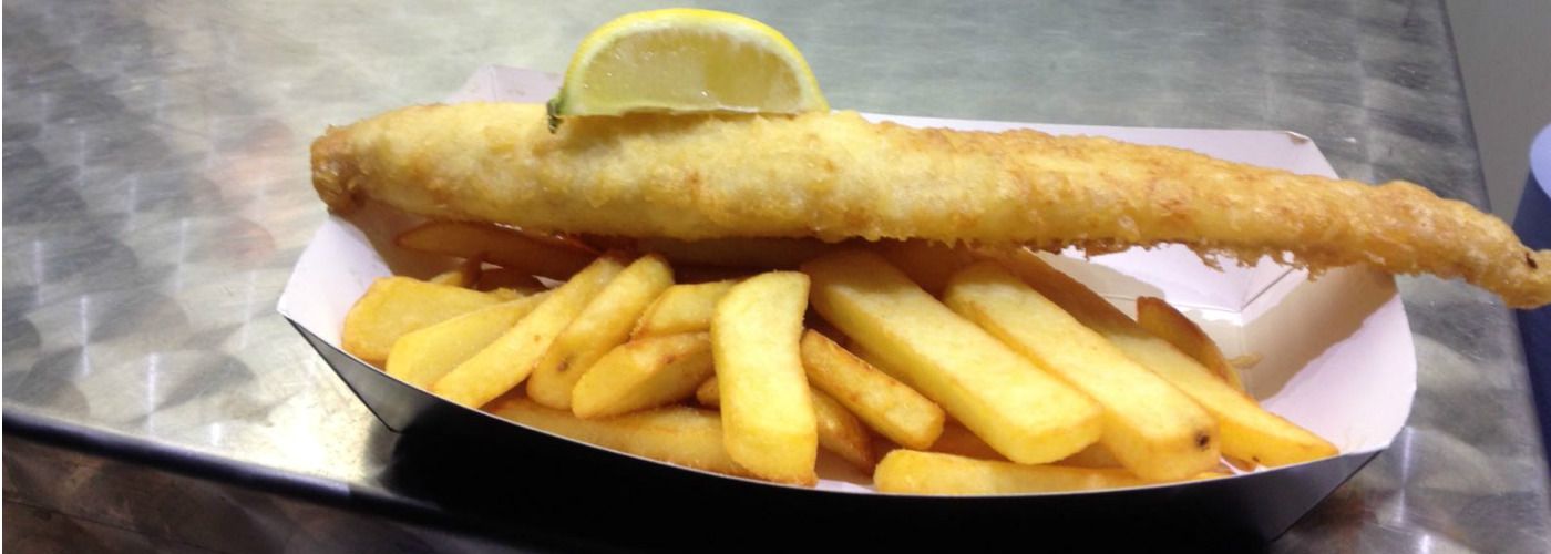 Fish & Chips Catering